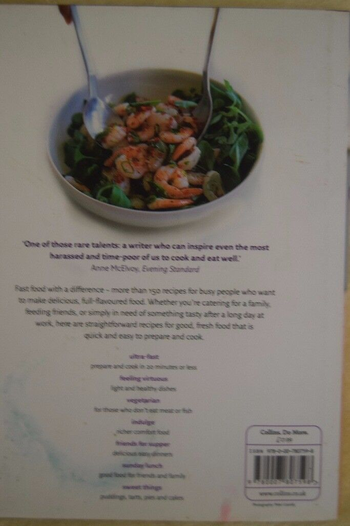 The Working Cook - Quick recipes for busy people.