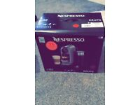 BRAND NEW NESPRESSO COFFEE MACHINE