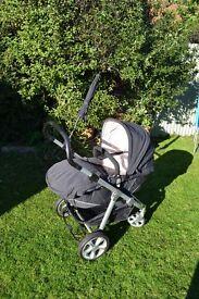 Mamas and Papas Multisystem - Pram, Stroller, Car carrier
