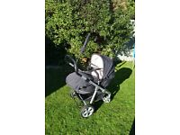 Mamas and Papas Multisystem - Pram, Stroller, Car carrier