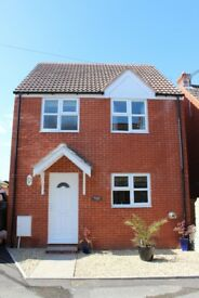 Stylish Detached 3 Bed House in village location near Bridgwater, Somerset. TA7 Immediate Let!