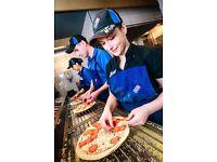 Pizza Maker Domino's Pizza