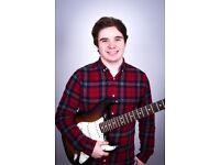 Guitar Lessons! - £20