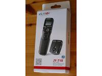 Nikon DSLR Timer, Viltrox Wireless Remote Timer Shutter Release for Nikon