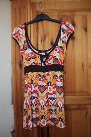 Jane Norman tunic dress/top Size 6/8