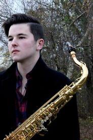 Saxophone Lessons- 1st LESSON FREE