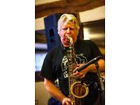 Glasgow based Tenor/Soprano Saxophone player Available