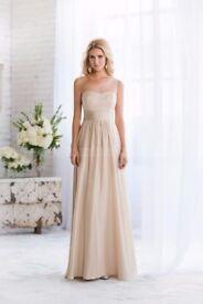 Jasmine Belsoie bridesmaid gowns