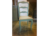 Beautiful jade chair for dining or office