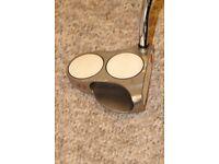 Odyssey 2 ball white hot putter