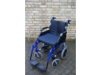 Enigma XS Standard Transit Aluminium Wheelchair, £80