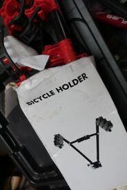 Car bicycle rack never used Cycle rack