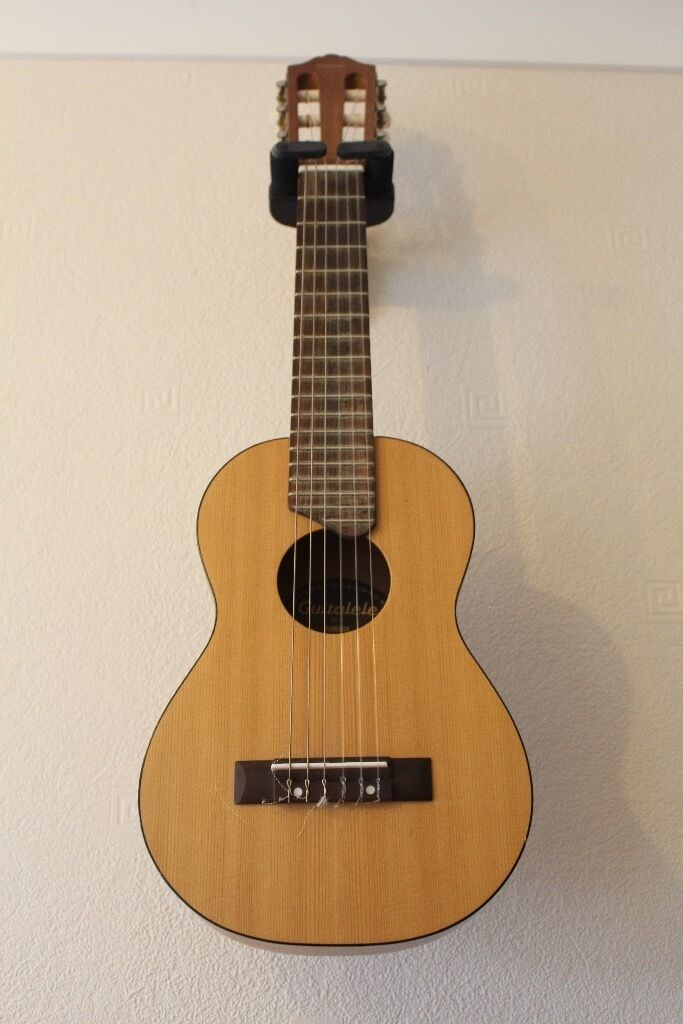 Yamaha Guitalelein Weymouth, DorsetGumtree - Yamaha GL 1 Guitalele. Comes with a soft case. Hardly played, well loved little instrument but no longer needed. Great for practice or traveling. Feel free to ask any questions