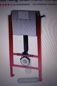 victoria plumb toilet frame