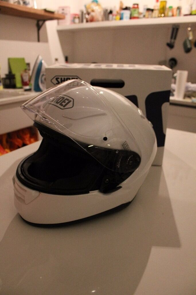 Shoei XR-1100, Large, Crystal white, Brand new