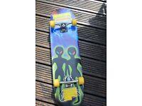 Ozbozz full size 31 inch maple chaser skateboard
