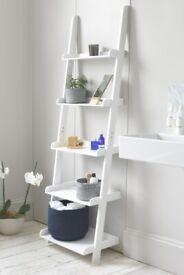 The Futon Company Ladder Shelf - White