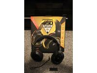 Turtle Beach Stealth 450 Wireless PC/ PS4 Headset Boxed!!