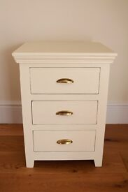 Upcycled Bedside Chest of Drawers