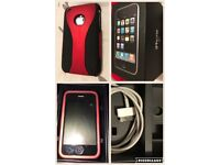I-Phone 3GS boxed with case