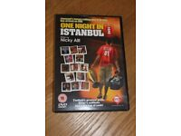 ONE NIGHT IN ISTANBUL DVD ABOUT LIVERPOOL FC'S FAMOUS CHAMPIONS LEAGUE VICTORY ONLY �1.75