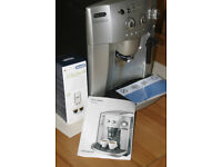 DeLonghi Magnifica, Bean To Cup, Espresso, Cappuccino, Coffee Machine.
