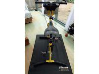 Trixter X-Bike 600 Exercise Bike and mat + instructions