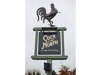 Full Time Chef - Up to £21.5k live in or live out - Cock O' the North, Hatfield