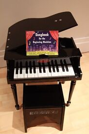 Melissa and Doug Learn-To-Play Grand Piano