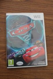 Nintendo wii-Cars 2-game