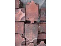 Fishtail tiles