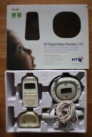 Digital Baby Monitor by BT