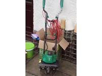 Gardenline Tiller/Rotavator, almost new, excellent condition