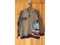Thomas The Tank Engine Hoody Top Age 5-6 years