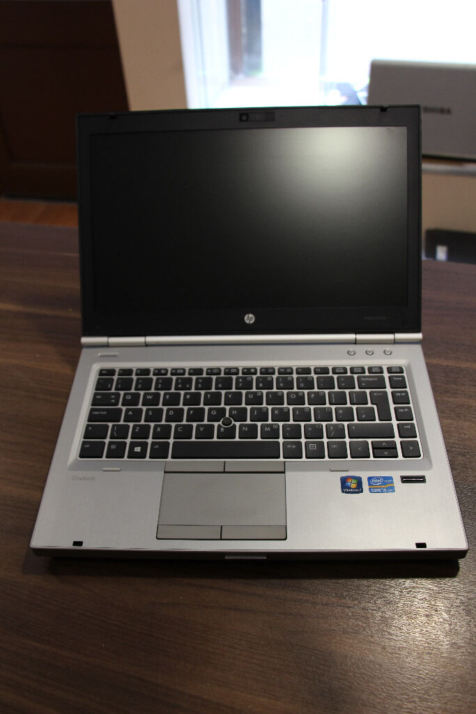 Hp Elitebook 8470p Laptop Core I5 3320m 8gb Ram 500gb Hdd