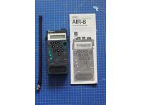 Sony Air 8 Airband Scanner FM / AM / AIR / PSB