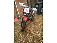 Thumpstar road ripper road legal pitbike
