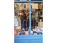 Full time shop assistant/receptionist for crystal shop/healing centre in Greenwich open Mon-Fri 10-7