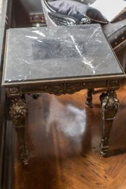 Marble Top Table - Quick Sale