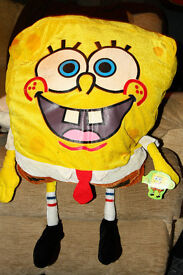 Sponge Bob Sqare Pants New with tag.