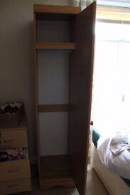 small wardrobe, bathroom storage, garage storage..