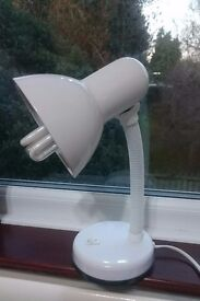 Desk Lamp - White