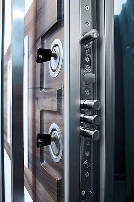 Iron Finish Entry - Custom Steel Entry Security Vault Door Iron Wood Finishes 20 Dead Bolts