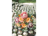 Rustic/Vintage/Boho Wedding Florist