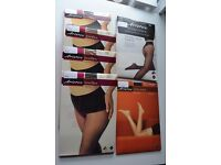 6 NEW pack of aristoc tights (Size: S/M)