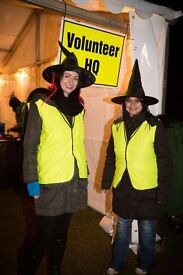 Free on Saturday 29 October? We need volunteers for the Spooky Sprint at Wollaton Hall!