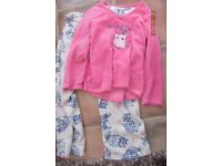 Size S Fleece PJ's/Loungewear with Owl design. £3 Torquay or can post.