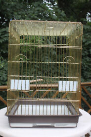 Parrot cage or cage for 2 small birds