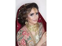 asian Bridal Makeup Artist Birmingham