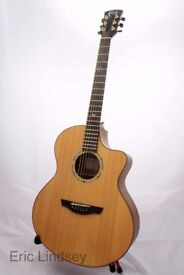 Faith Neptune Trembesi Cutaway Electro-Acoustic Guitar